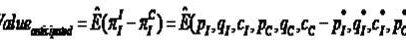 Formula Valore Brevetto