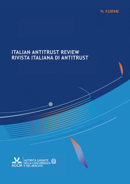 Antitrust Review n 3 2014