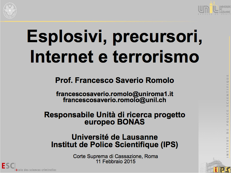 Prof.Romolo