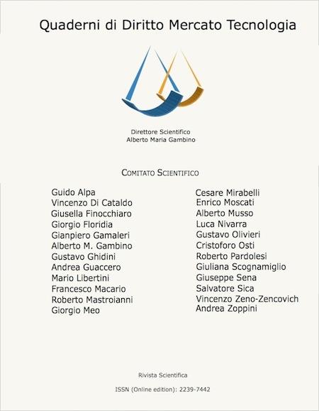 Copertina-Quaderni-Diritto-Mercato-Tecnologia22