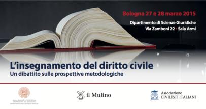 Insegnamento Diritto Civile