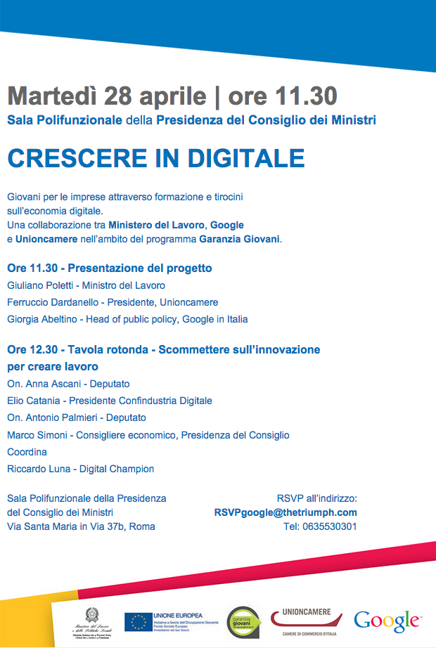 Crescere in digitale