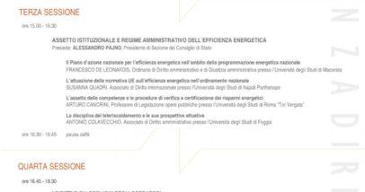 REGOLE E MERCATO DELL'EFFICIENZA ENERGETICA