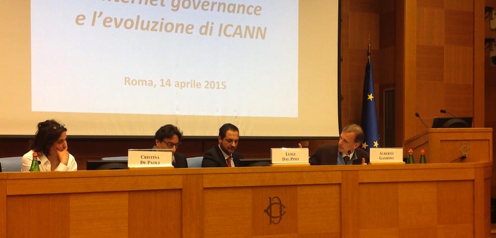 Gambino Internet Governance