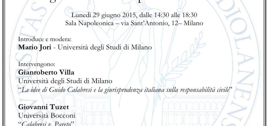Locandina Seminario Calabresi 29 Giugno 2015