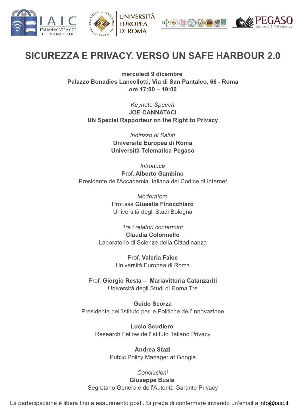 Bozza locandina 9 dicembre 2015