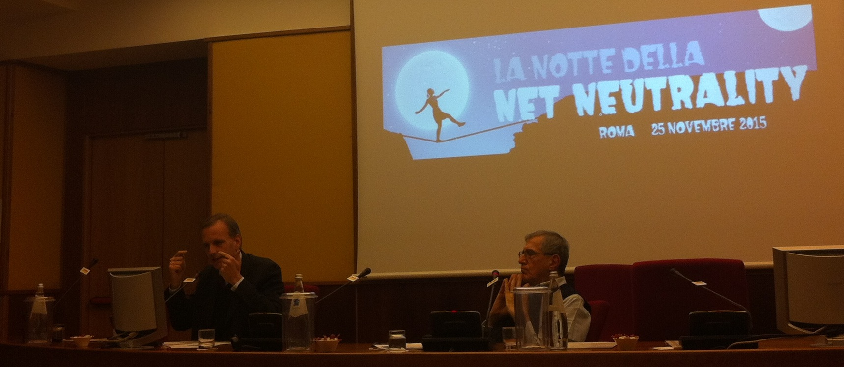 Notte Net Neutrality Prof. Gambino