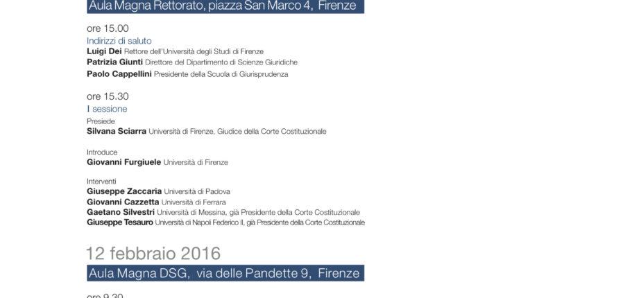 L'abuso Del Diritto: Significato E Valore Di Una Tecnica Argomentativa Nei Diversi Settori Dell'ordinamento – Firenze