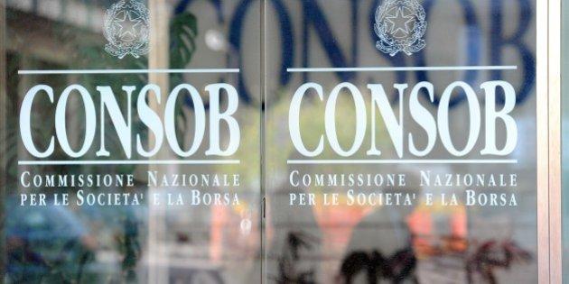 Consob – Oscurati 7 Siti Che Offrivano Servizi Finanziari Abusivamente