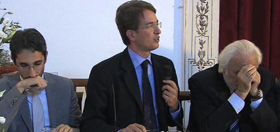 Vittorio Occorsio: Le Sfide Del Notariato Tra Mutamenti Sociali E Nuove Tecnologie