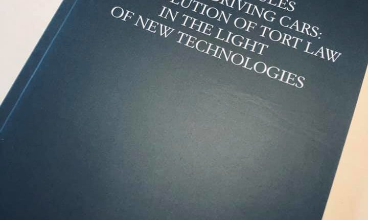 Liability Rules And Self-driving Cars: The Evolution Of Tort Law In The Light Of The New Technologies